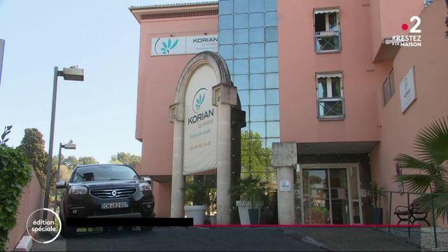Alpes-Maritimes : un tiers des résidents d'un Ehpad de Mougin est décédé à cause du coronavirus