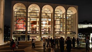 Le Metropolitan Opera de New York en 2018.  (ANGELA WEISS / AFP)