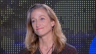 Céline Cousteau (FRANCEINFO)