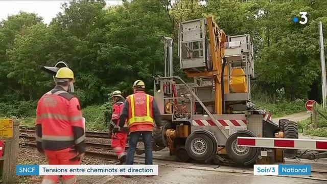 SNCF : lundi noir pour la 18e journée de grève