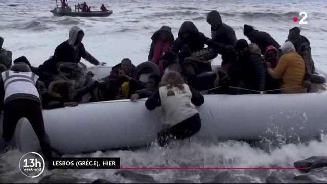 Migrants : l'ouverture de la frontière turque fait craindre une nouvelle crise