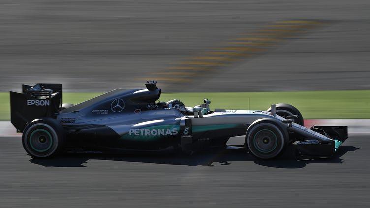 Nico Rosberg (LLUIS GENE / AFP)