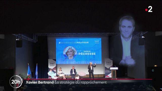 Présidentielle 2022 : Xavier Bertrand, la stratégie du rapprochement