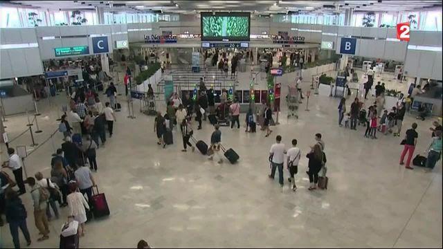 Air France : la galère des passagers en ce troisième jour de grève