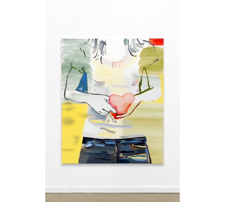 """Françoise Petrovitch, """"Dans mes mains"""", 2018 - Photo : A. Mole. Courtesy Semiose, Paris (© Adagp, Paris, 2020)"""