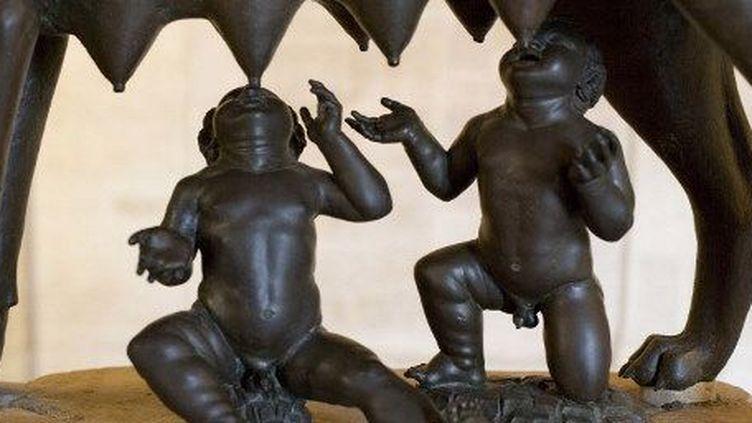 Symbole de Rome et de la fécondité. (Tristan DESCHAMPS / AFP)