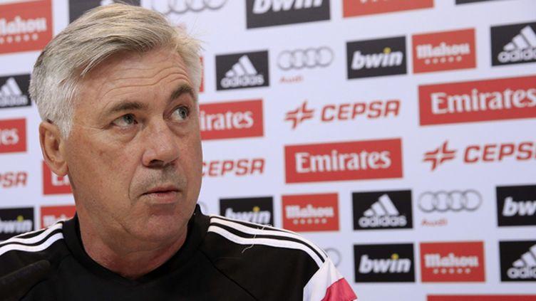 (Carlo Ancelotti a été limogé de son poste d'entraîneur du Real Madrid © MAXPPP)