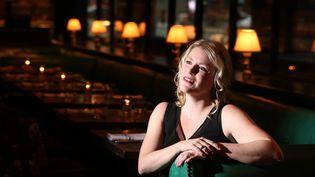 La soprano Erin Wall, le 26 janvier 2016. (STEVE RUSSELL / TORONTO STAR)