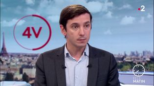 Aurélien Taché, député LREM du Val d'Oise. (FRANCE 2)