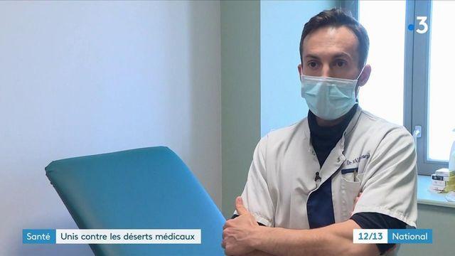 Santé : une maison de santé pour lutter contre les déserts médicaux
