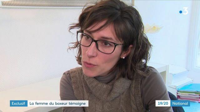 """""""Si mon mari a réagi comme ça, c'est qu'il a vu des violences"""", déclare la femme de Christophe Dettinger"""