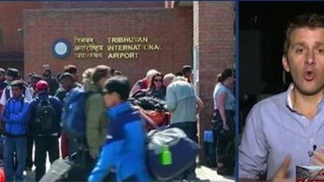 Népal : deux avions pour évacuer les ressortissants français