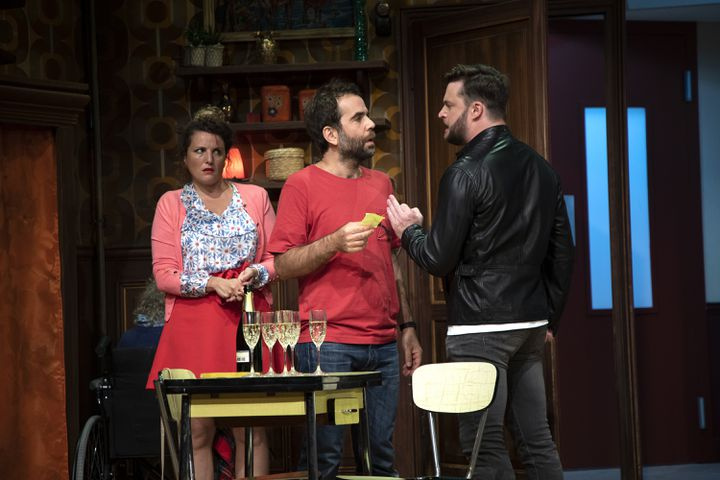 """""""J'ai envie de toi"""", mise en scène de José Paul (Clément Sautet)"""
