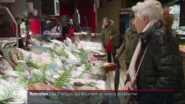Retraites : ces Français convaincus par la réforme
