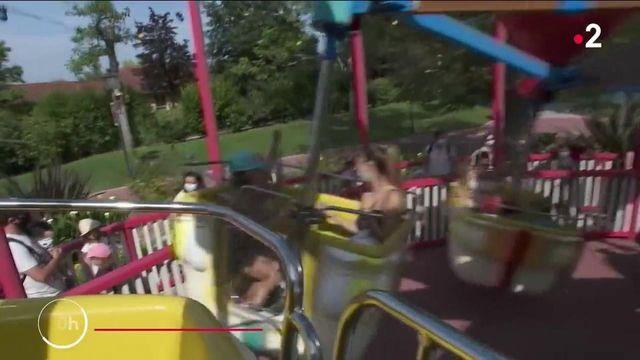 Covid-19 : le pass sanitaire fait plonger la fréquentation des parcs de loisirs en pleine saison estivale