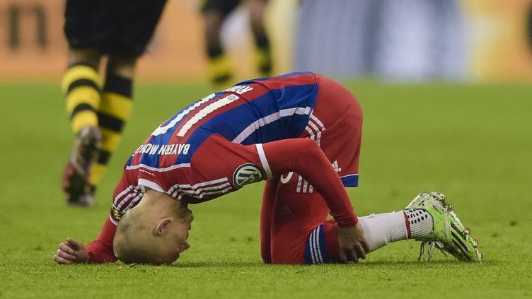 Arjen Robben (GUENTER SCHIFFMANN / AFP)