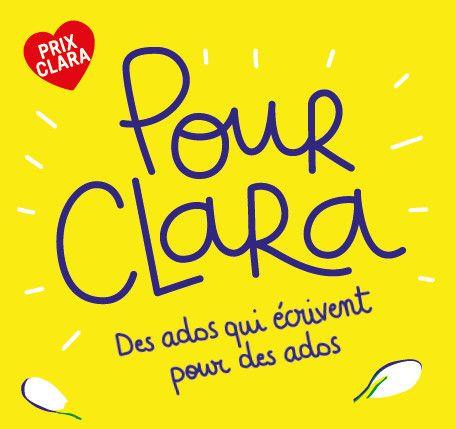 Prix Clara, des ados qui écrivent pour des ados (FLEURUS EDITIONS)