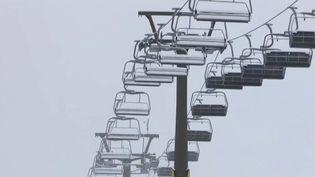 Covid-19: l'incompréhension des professionnels des stations de ski (FRANCE 2)