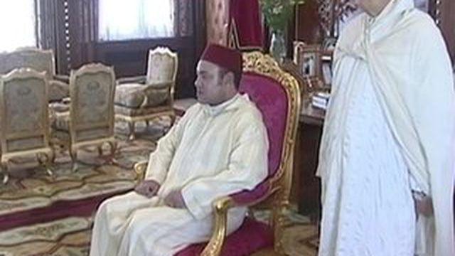Deux journalistes français accusés d'avoir fait chanter Mohammed VI