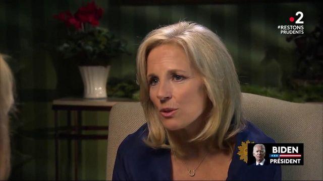 """Présidentielle américaine : qui sont Jill Biden et Douglas Emhoff, la First Lady et le """"Second Gentleman"""" ?"""