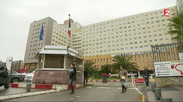 Marseille : l'hôpital de la Timone au bord du gouffre