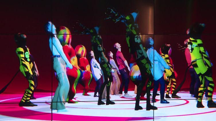 L'expérience Fagor à la Biennale de la danse de Lyon (France 3 Aura)