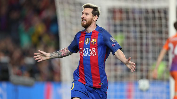 Lionel Messi a encore fait parler son talent avec le FC Barcelone (MANUEL BLONDEAU / AOP PRESS)