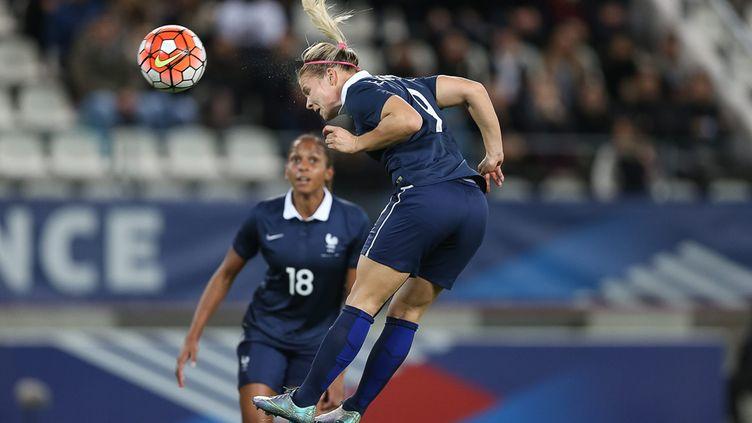 Le Championnat d'Europe Féminin de football 2017 aura lieu aux Pays-Bas du 16 juillet au 6 août (ANTHONY MASSARDI / MAXPPP)