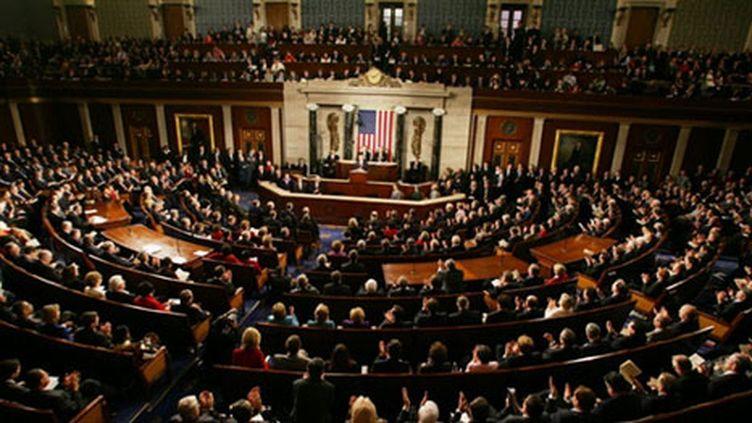 Le Congrès des États-Unis (AFP - Paul J. Richards)