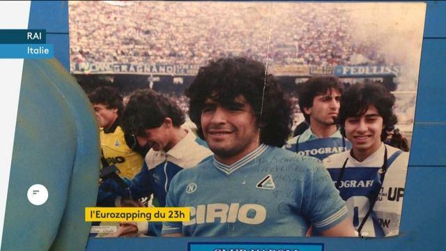 Eurozapping : des prêtres en colère au Montenegro ; un musée sur Maradona à Naples