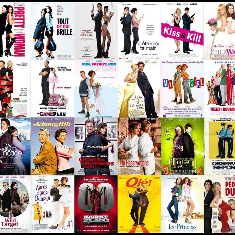 Un montage, issu du blog deChristophe Courtois, distributeur chez SND, et réalisé en 2011, illustre les ressemblances, voulues, entre les affiches. Ici, les personnes mis dos-à-dos pour évoquer l'opposition, puis la complicité. (CHRISTOPHE COURTOIS)