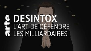« Défendez les milliardaires » : les fausses affiches d'Elon Musk qui ont fait polémique (ARTE/2P2L)