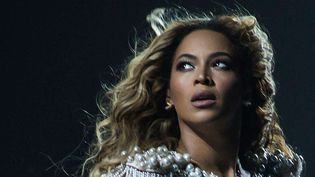 """Beyoncé en 2013 sur la tournée """"Mrs Carter Show"""".  (Robin Harper/AP/SIPA)"""