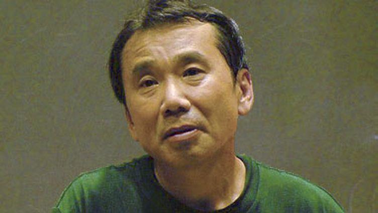 (Haruki Murakami. CC BY-SA 3.0 wakarimasita via Flickr)