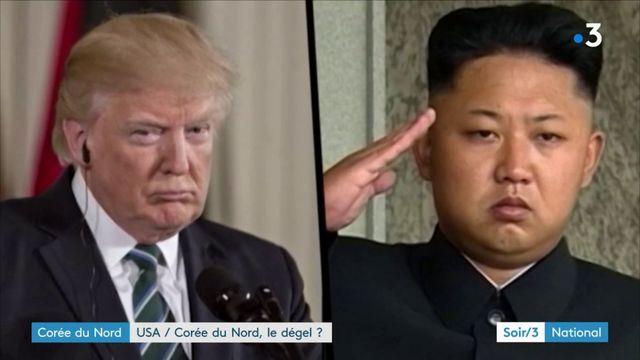 Trump - Kim Jong-un : un virage historique