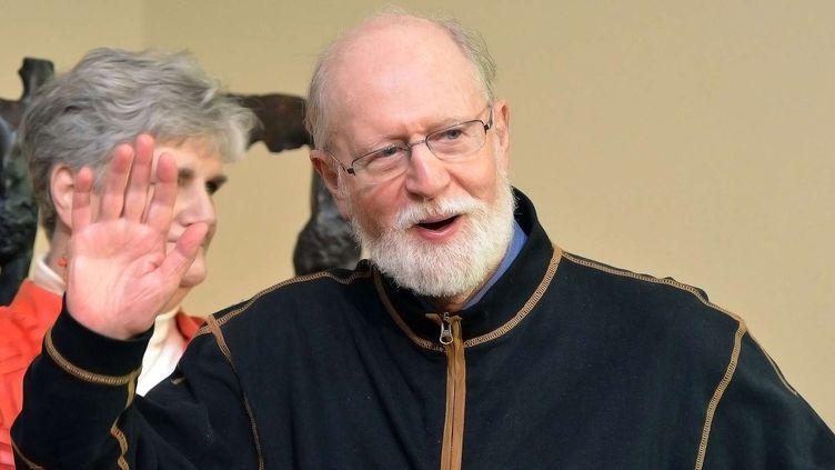 Mose Allison en 2012  (Rick Guy / AP / SIPA)
