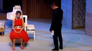"""""""Une maison de poupée"""" d'Ibsen au théâtre des Amandiers  (France 3 / Culturebox)"""