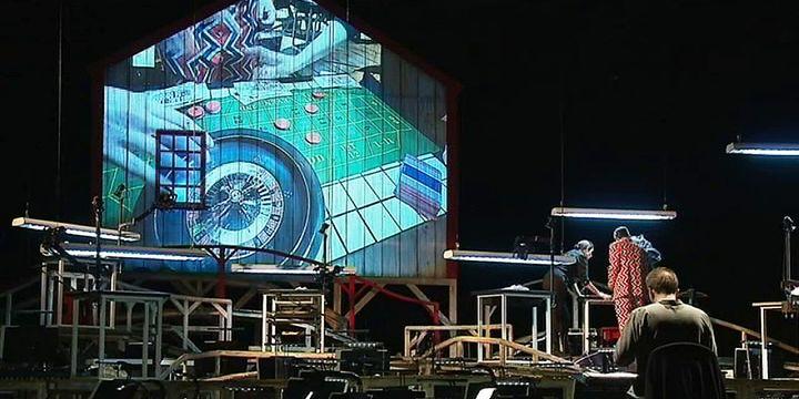 L'opéra mis en scène par Jean-Philippe Clarac est un hybride entre tradition et modernité.  (France 3 / Culturebox)