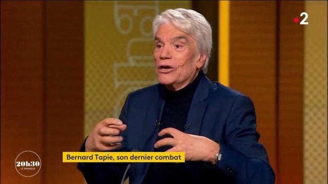 Bernard Tapie, son dernier combat contre un double cancer