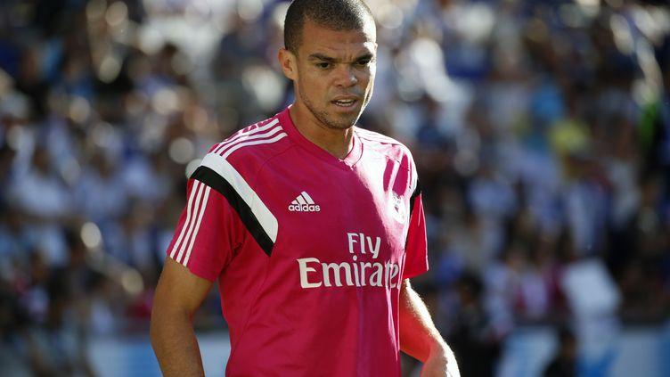 Le défenseur Portugais Pepe (JOAN VALLS/ / NURPHOTO)