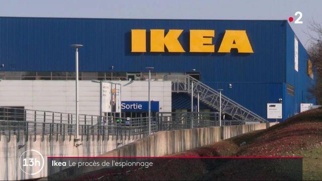 Procès Ikea : un système d'espionnage de salariés et de clients devant la justice