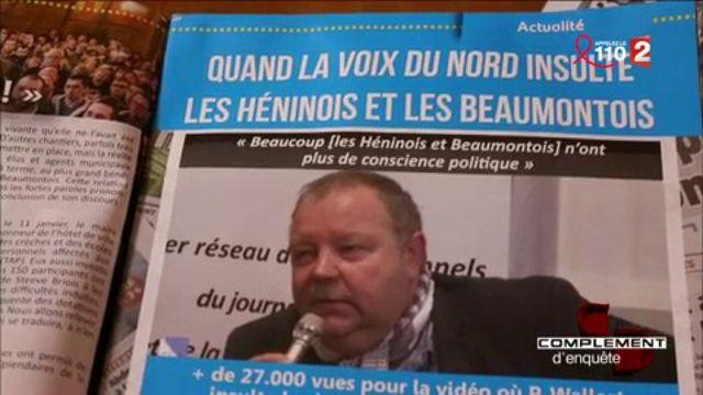 """La """"réinformation"""" selon la mairie FN d'Hénin-Beaumont"""
