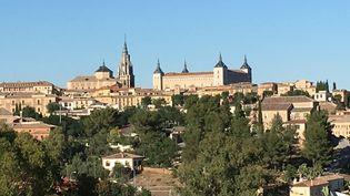 La ville de Tolède en Espagne (Valérie Gaget)