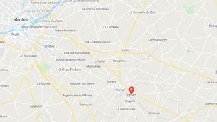 L'homme areçu reçu deux coups de couteau au niveau du dos. (GOOGLE MAPS)