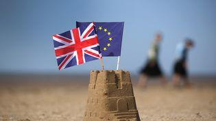 Le Brexit (CHRISTOPHER FURLONG / GETTY IMAGES EUROPE)