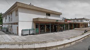 Le bar du quartier Papus près duquel la fusillade aurait eu lieu, lundi 8 octobre 2018, à Toulouse. (CAPTURE ECRAN GOOGLE STREETVIEW)