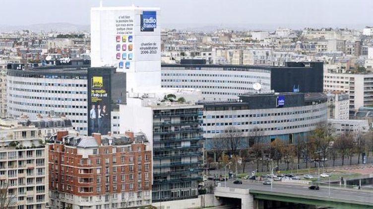 La Maison de la Radio à Paris  (Bertrand Guay / AFP)