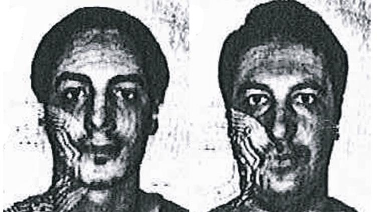 (Avis de recherche : Soufiane KAYAL et Samir BOUZID © Police Fédérale belge)