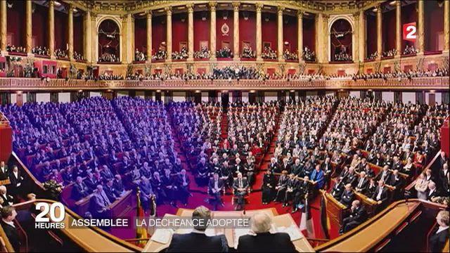 L'Assemblée nationale a adopté la réforme constitutionnelle
