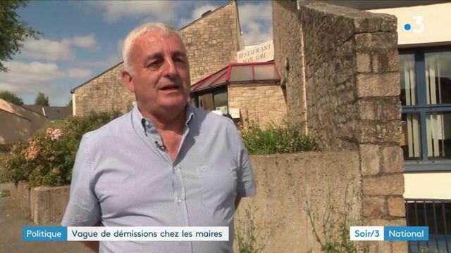 Politique : vague de démission chez les maires